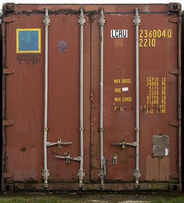 Metalcontainers0163 Free Background Texture Container