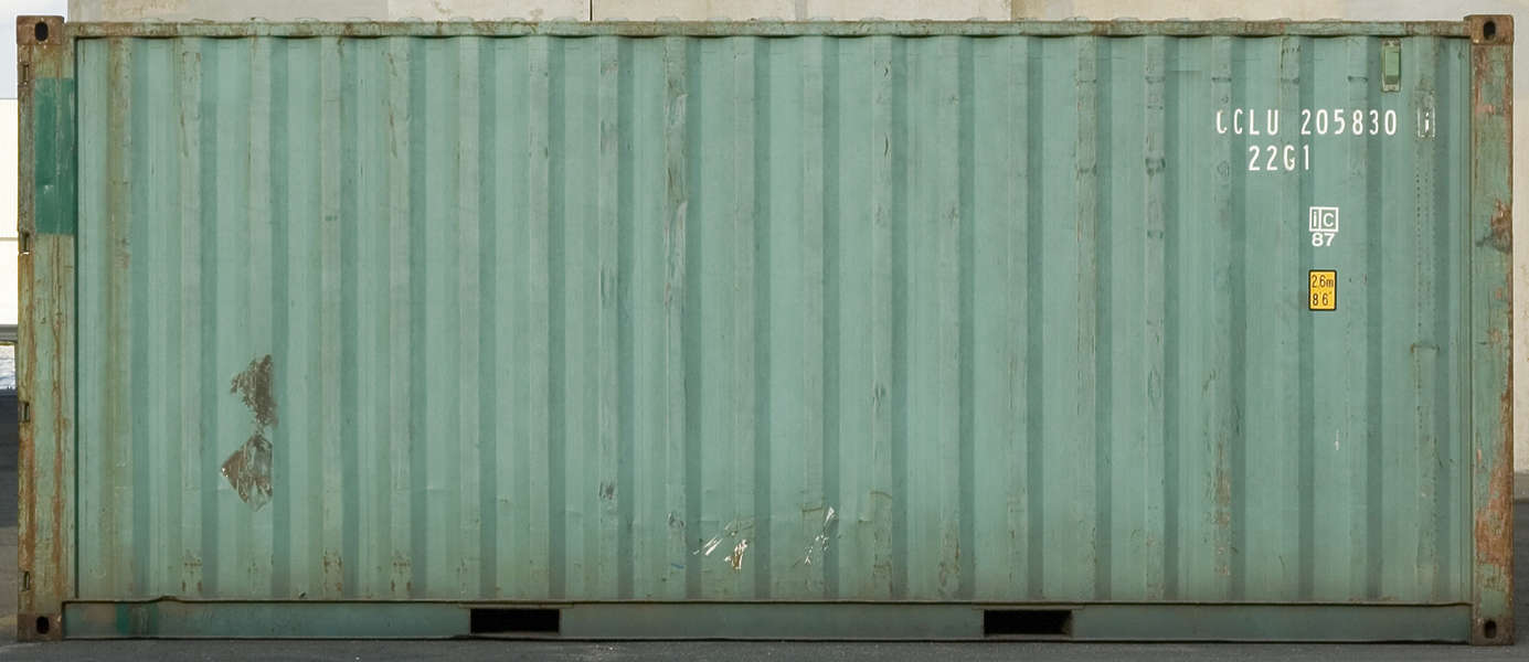 MetalContainers0032 - Free Background Texture - metal ...