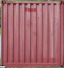 container front