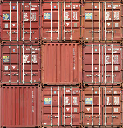 Metalcontainers0144 Free Background Texture Container
