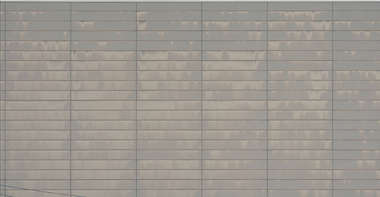 metal plates clean bare facade plate leaking cladding building