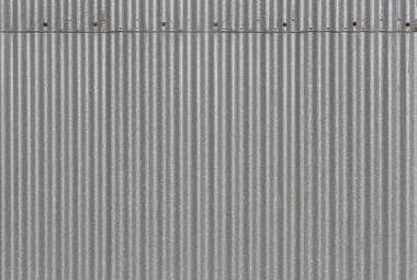 metal corrugated plate