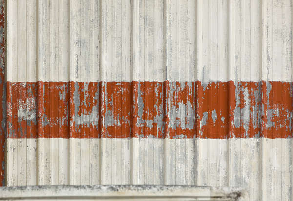 metal plates paint painted worn old dirty