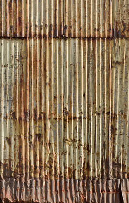 metal plates rust rusted new york ny