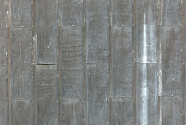 roofing roof metal plates plate tin zinc dirty