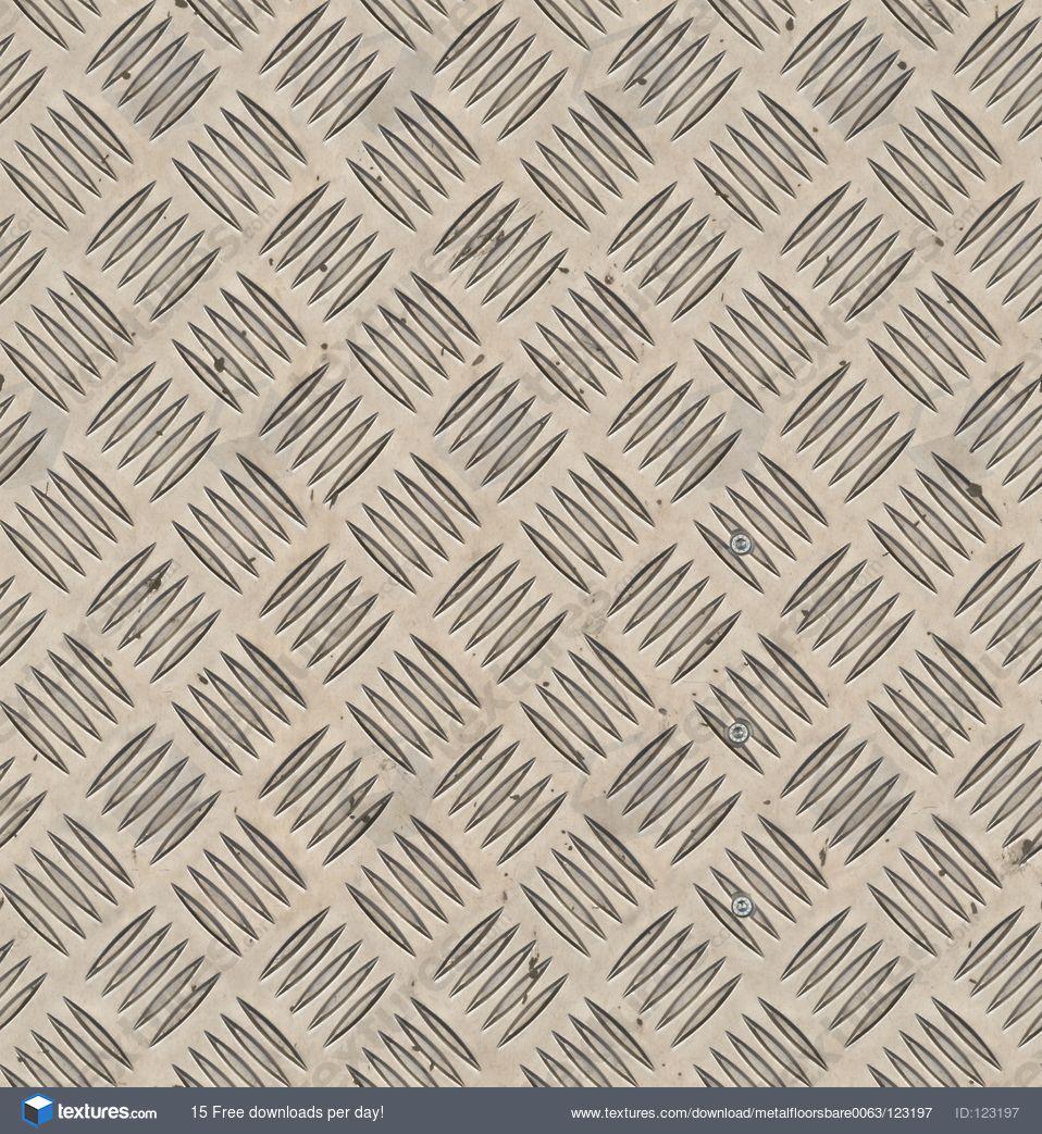 metal floor texture. MetalFloorsBare0063 - Free Background Texture Metal Floor Tearplate Threadplate Tear Thread Stainless Clean Bare New Treadplate Gray Seamless Seamless-x E
