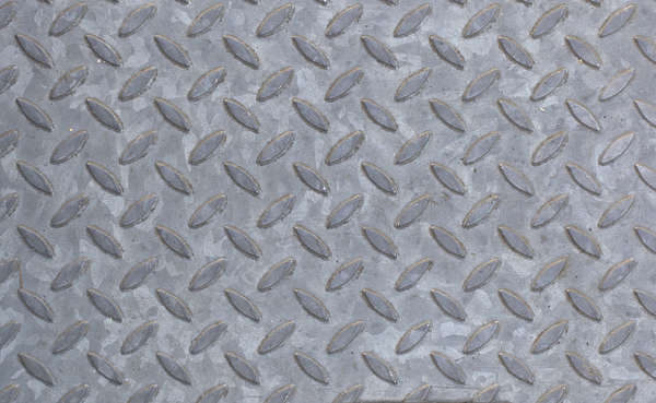 metal threadplate tearplate floor treadplate galvanized
