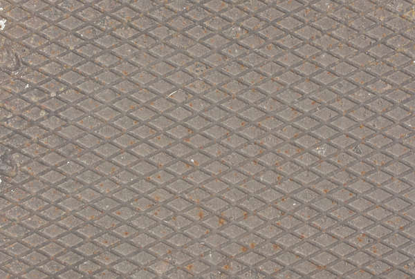 metal threadplate floor