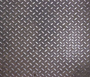 treadplate threadplate tearplate metal dirty