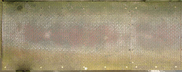 metal floor threadplate tearplate treadplate