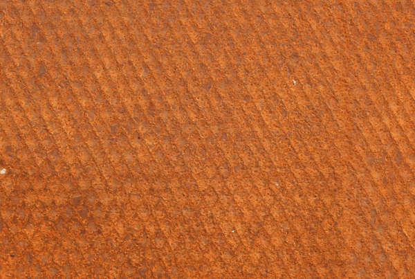 metal threadplate tearplate floor rust rusted treadplate