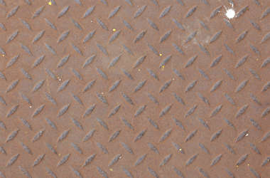 metal floor threadplate tearplate