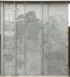 metal plates galvanized