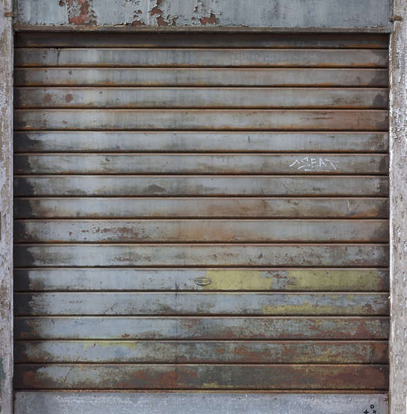 Metalrollup0148 Free Background Texture Venice Italy