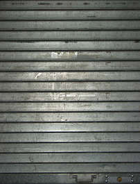 metal plate rollup galvanized