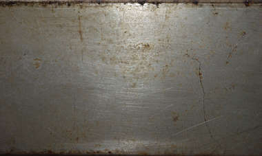 metal bare rust scratches