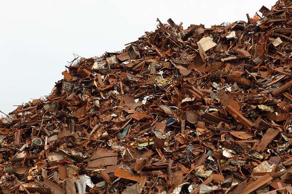 Scrapyard0094 Free Background Texture Metal Scrap