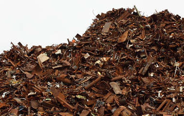 metal scrap scarpyard heap rust junk edge scrap scrapmetal