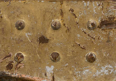rivet rivets rust