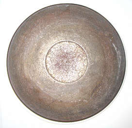 cooker plate round circle metal old