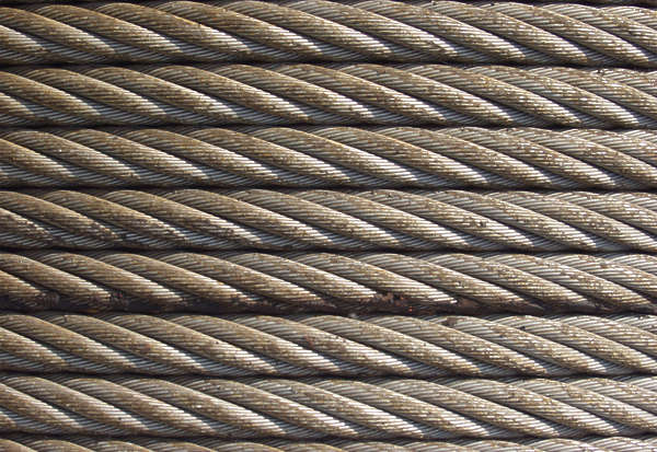 rope cable steel strands