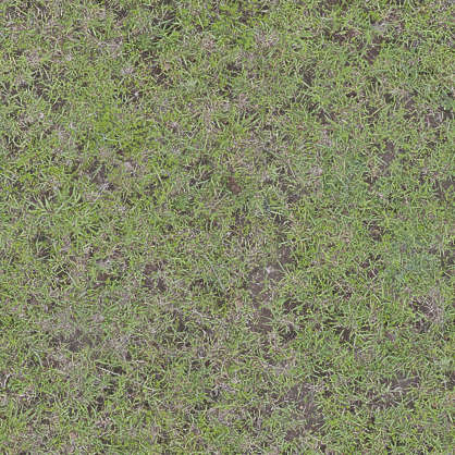 aerial ground terrain grass short sand mud