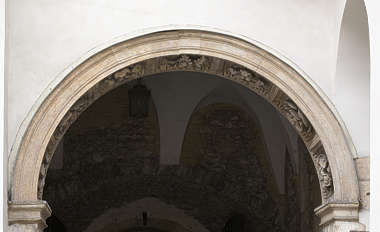ornament ornate arch arches