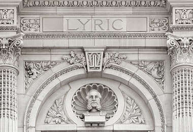 new york ny ornament arch building facade ornate