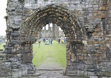 brick medieval arch archway cathedral castle church ornate old UK
