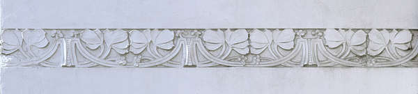 ornament border trim stone
