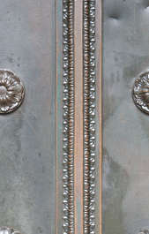 ornament ornate metal border