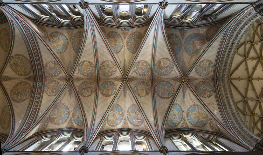 OrnateCeiling0038 - Free Background Texture - UK church ...