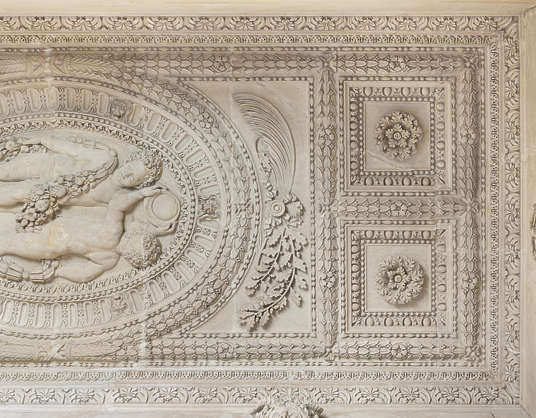 ceiling ornate border france