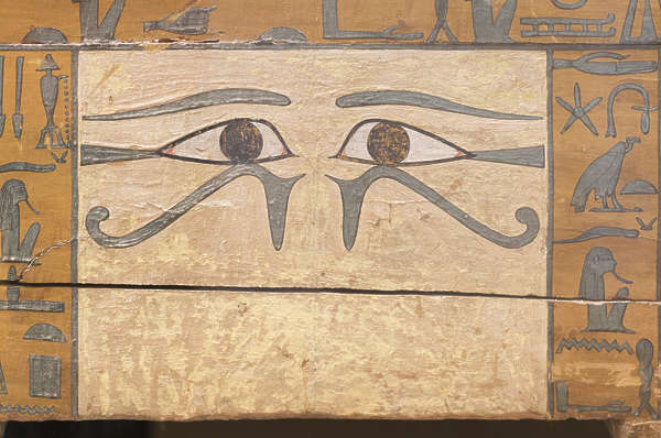 ornament egyptian painting eyes egypt