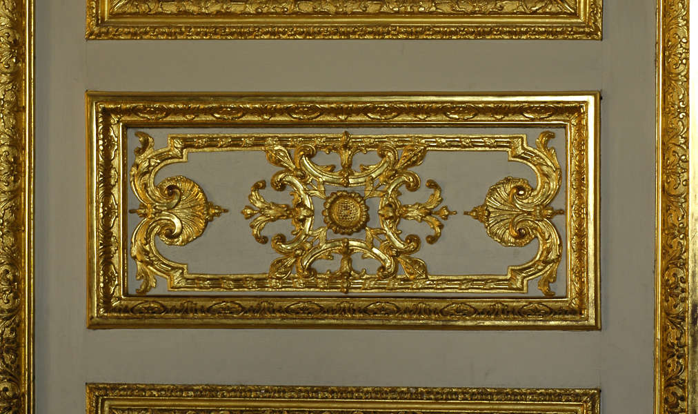 Gildedpanels0001 Free Background Texture Ornament