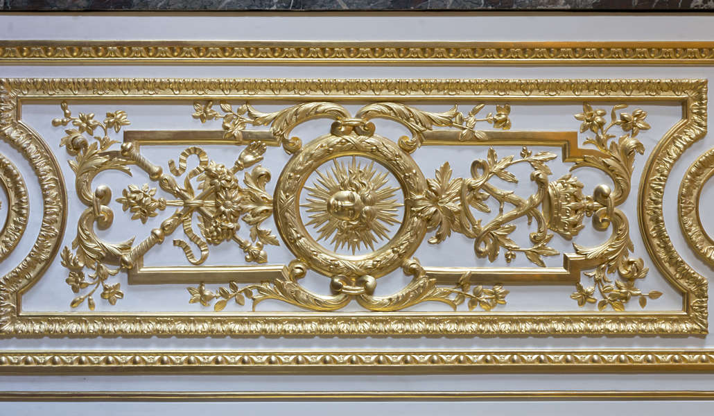 Gildedpanels0020 Free Background Texture Panel Ornate