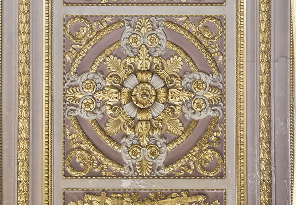 Gildedpanels0023 Free Background Texture Ceiling Panel