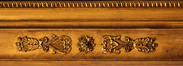 border ornate picture frame