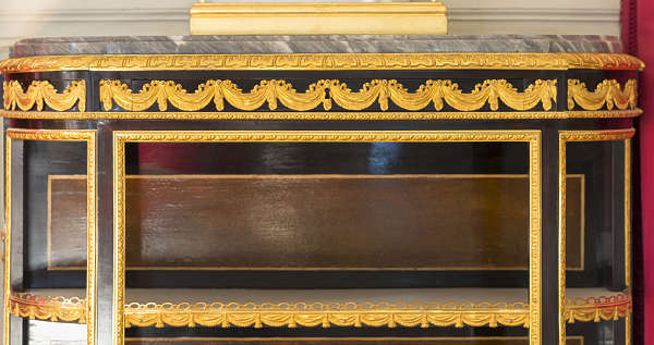 gold gilded trim border ornament
