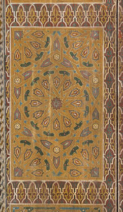 ornament moorish morocco wood arabic
