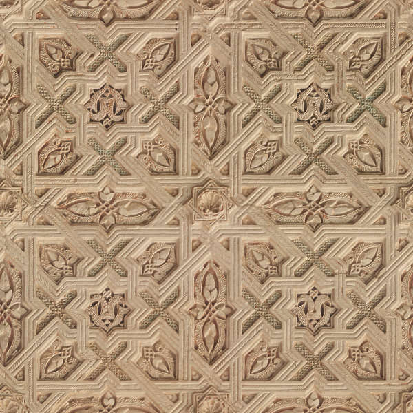 texture arabic textures palace seamless arab arabian background beige