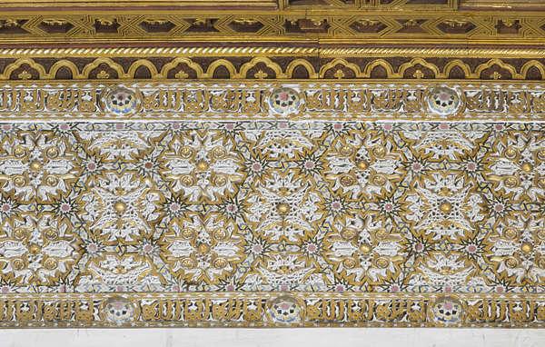 Ornamentsmoorishstucco0055 Free Background Texture