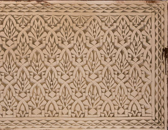 morocco ornament stucco ornate moorish islamic arabic arabian pattern