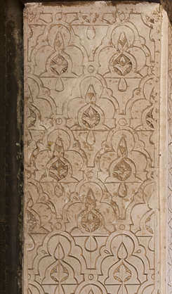 morocco arabic moorish ornate ornament stucco