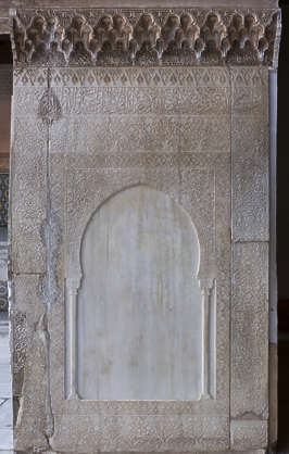 morocco arabic moorish ornate ornament stucco window