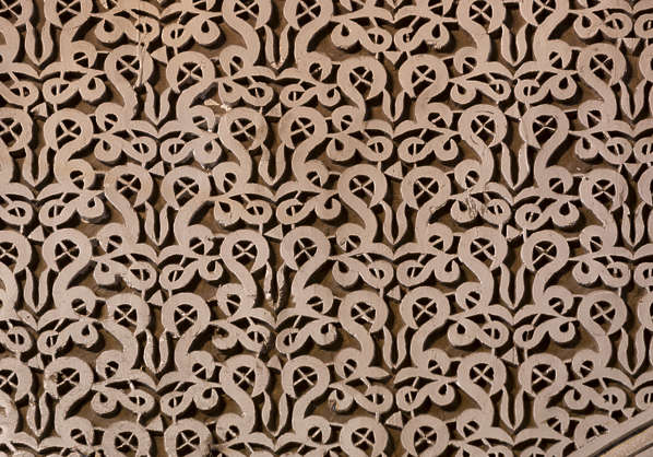 morocco arabic moorish ornate ornament stucco pattern