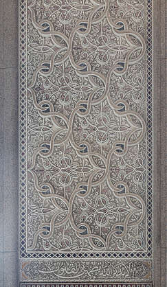 morocco moorish stucco ornate ornament