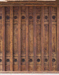 morocco ceiling ornate wood