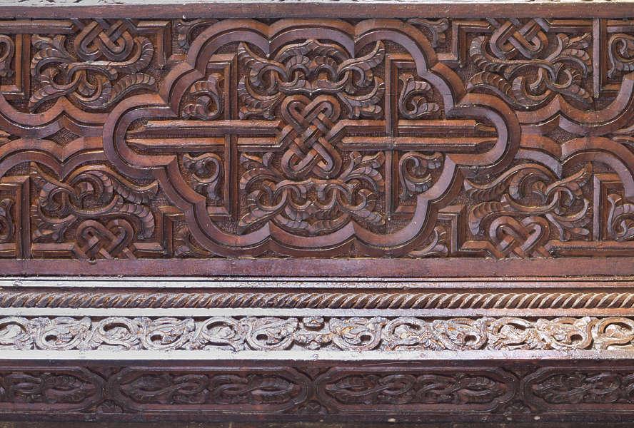 Ornamentsmoorishwood free background texture