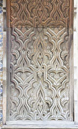 morocco ornament wooden carvings carving wood trim moorish islamic palace arab arabian arabic